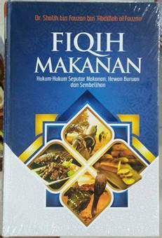 Fadhil Agency Fiqih Pengobatan Islami fiqih makanan al manshuroh