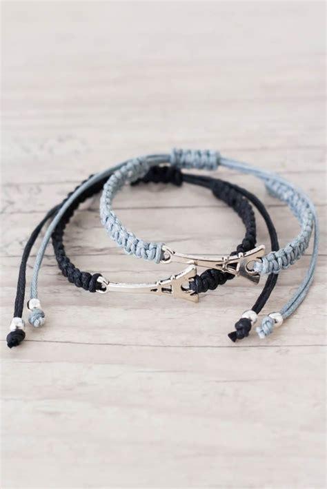 25 unique matching bracelets ideas on