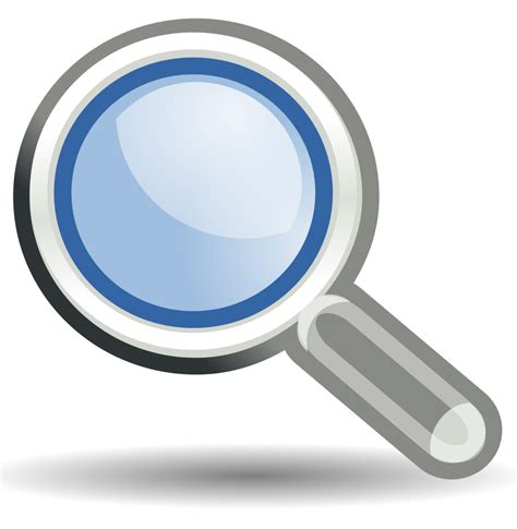 glass svg file magnifying glass svg wikimedia commons