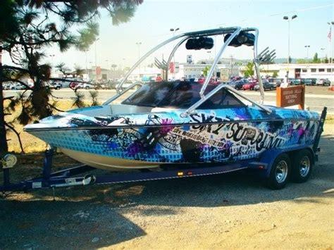 vinyl fishing boat wraps vinyl boat wrap pure graphix fredericksburg va