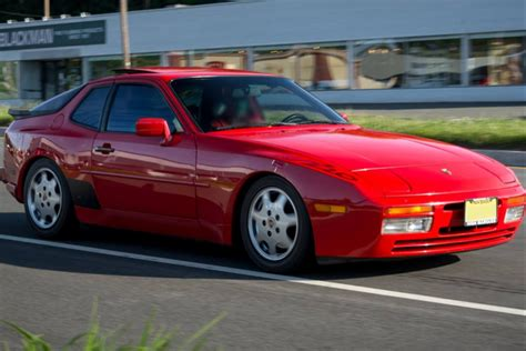 1989 porsche 944 turbo s for sale porsche 944 turbo s reviewed by glenn on bring a trailer