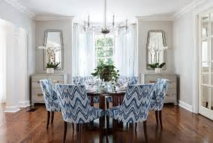 bay window   dining table  blue leather dining