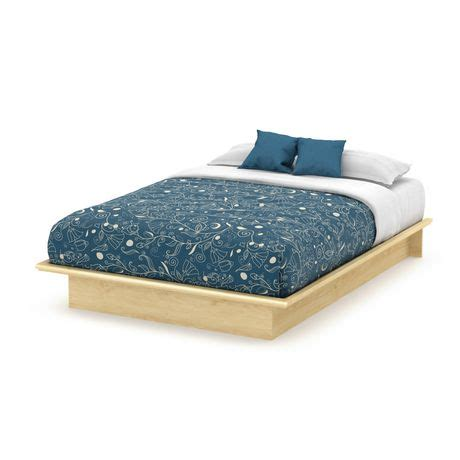 walmart platform bed queen south shore soho collection queen platform bed walmart