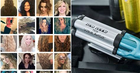 bed head deep waver reviews perfect gift for teens highly rated beachy waves hair