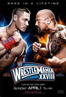 wrestlemania xxviii wikipedia