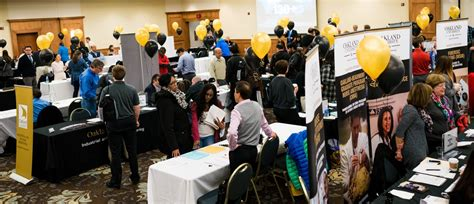 Oakland Mba Fees by Events Graduate Education Oakland
