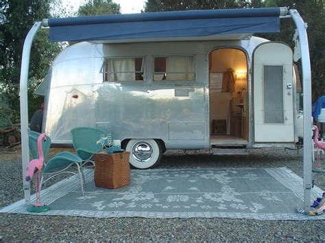 airstream awning for sale lucy woodie airstream boles aero vintage trailer vintage