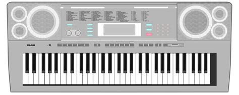 Keyboard Casio Lk 270 casio lk 270 keyboard unfinish v by sammyfanly on deviantart