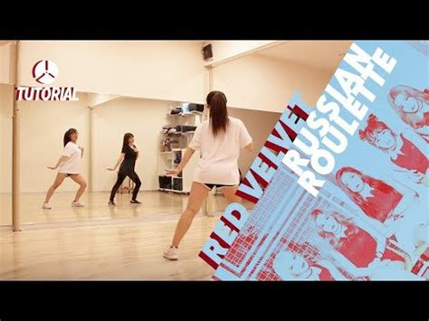 tutorial dance red velvet tutorial red velvet 레드벨벳 russian roulette 러시안 룰렛