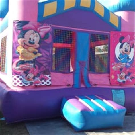 Minnie Mouse Bounce House by Isabellas Rentals 13 Photos 19 Reviews