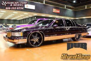 Cadillac Fleetwood Rims Cadillac Fleetwood Dub Big Homie Shooz S145 Wheels
