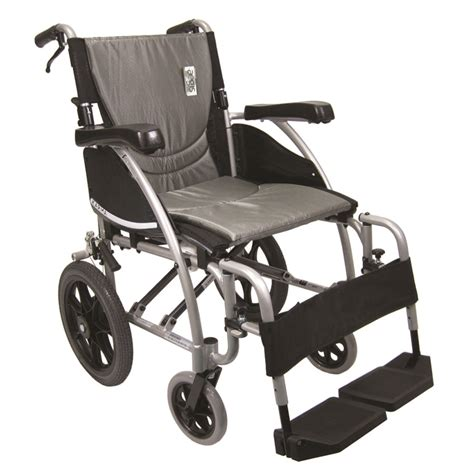 Transport Chair Reviews by Lightweight Transport Wheelchair Troy Technologies