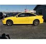 2004 Chevrolet Cavalier LS Sport Kennewick WA Yellow