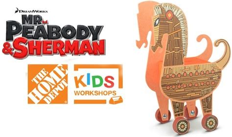 mps home banking mr peabody sherman giveaway home depot