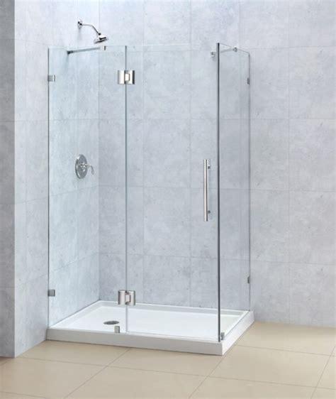 bath shower kits dreamline shen 1332460 04 quatralux shower enclosure modern shower stalls and kits