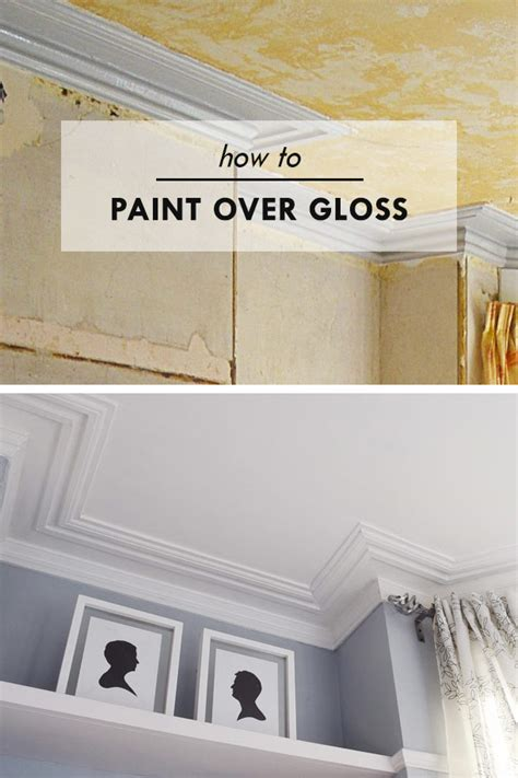 gloss paint how to paint gloss