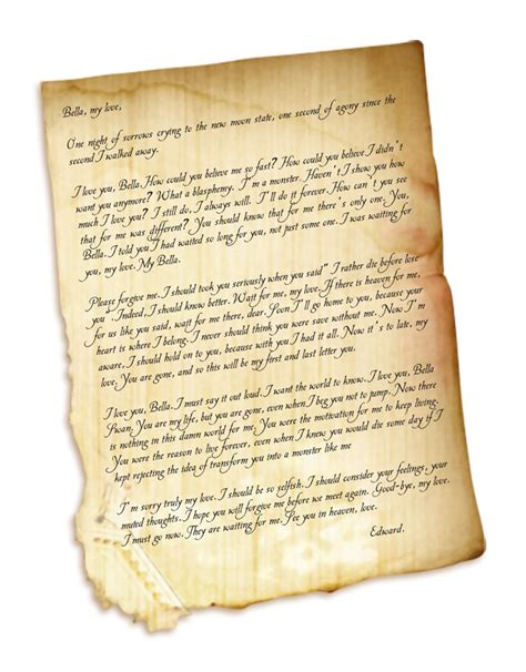 the last letter from your lover a novel edward cullen last letter by moniquiu on deviantart
