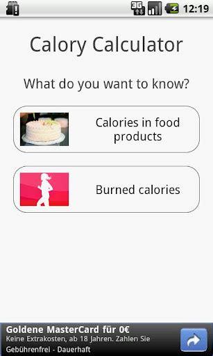 calcolatore calorie alimenti calcolatore calorie