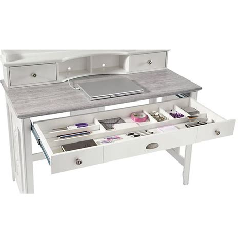 Office Depot White Desk by D Products And Desks On
