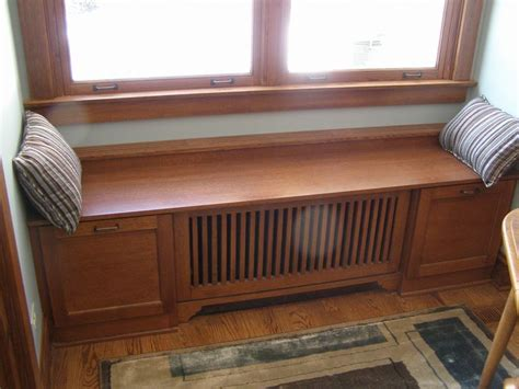 radiator bench cover bench seat radiator cover diy pinterest bench seat