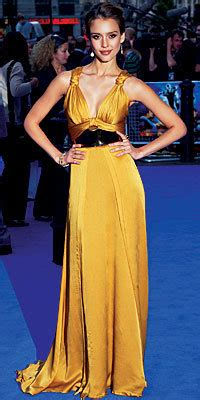Copy Albas Fantastic Four Gucci Dress by Carpet Gowns Instyle