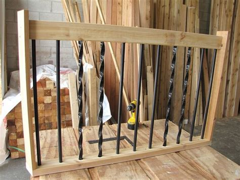 best 25 deck spindles ideas on deck railing
