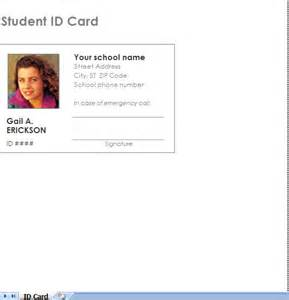 id template employee id cards templates images