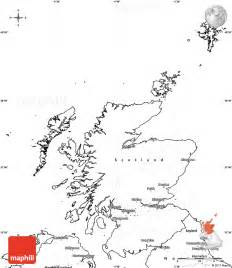 Scotland Blank Map by Printable Map Of Scotland Related Keywords Amp Suggestions