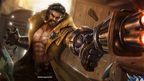 wallpaper mobile legends roger inilah 5 hero mobile legends paling unik versi gamehubs