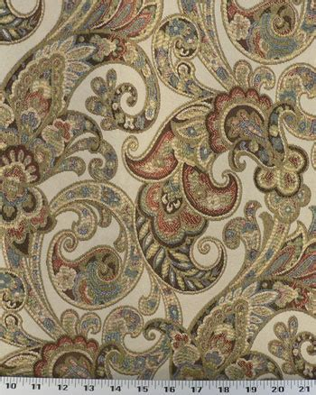 drapery material online grand paisley multi online discount drapery fabrics and