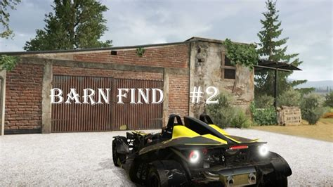 Forza Horizon Barn Finds Cars Forza Horizon 2 Barn Find 2 Montellino Youtube