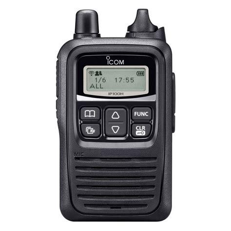 icom iph ip advanced radio system