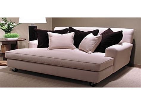 extra large chaise lounge double wide chaise sofa hereo sofa