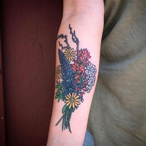 monolith tattoo best 25 bouquet ideas on flower