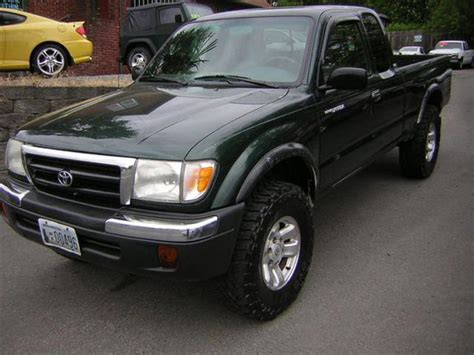 1999 Toyota Tacoma 4x4 For Sale 1999 Toyota Tacoma Xtracab Sr5 Trd 4x4 For Sale In Seattle