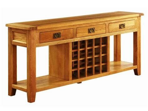 sofa console table with storage sofa table with wine storage home the honoroak