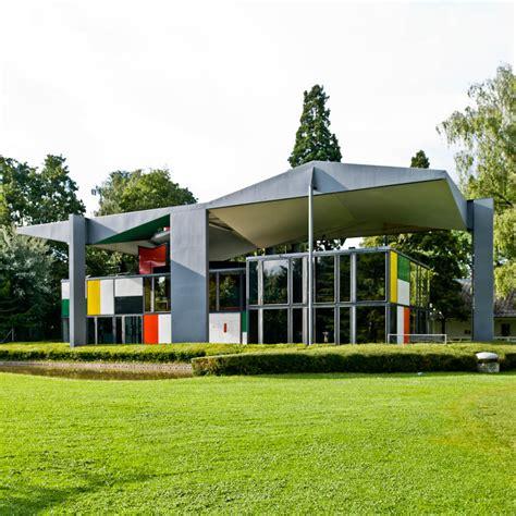 pavillon le corbusier ad classics centre le corbusier heidi weber museum le