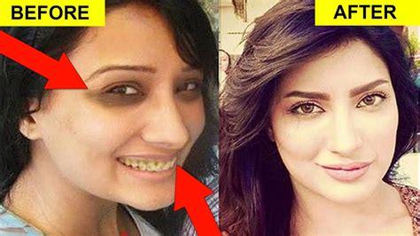 all pakistani actress without makeup pakistani actresses with without makeup youtube