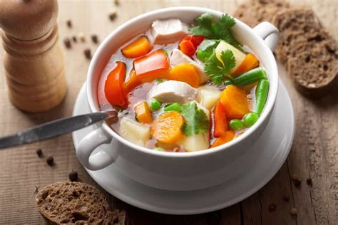 berapa lama membuat kaldu ayam 7 masakan rendah karbohidrat tapi mengenyangkan hello sehat