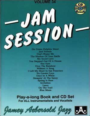 Jam Digital Meja Mulltifuction Ds 8058 aebersold jamey aebersold vol 34 jam session mcquade musical instruments