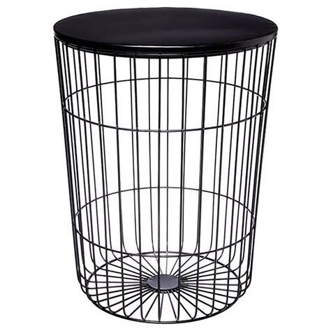 Wire Side Table Hudson Wire Frame Side Table Mtv Cribs Bedroom Retreat And Interior Styling