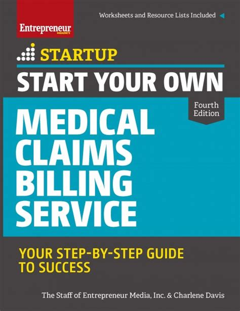 your own service start your own claims billing service