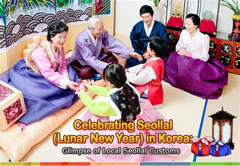 new year traditions giving money lunar new year traditions differences between korea