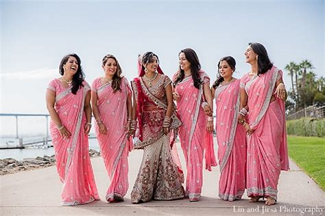 San Diego, CA Indian Wedding by Lin and Jirsa Photography