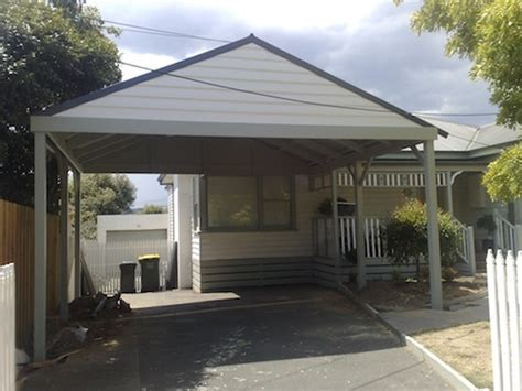 House Plans With Carports by Carports Melbourne Timber Carport Designs Construction