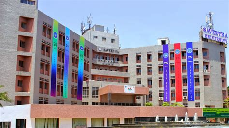 Cat Mba Colleges In Chennai by Saveetha College Of Physiotherapy Chennai Admissions