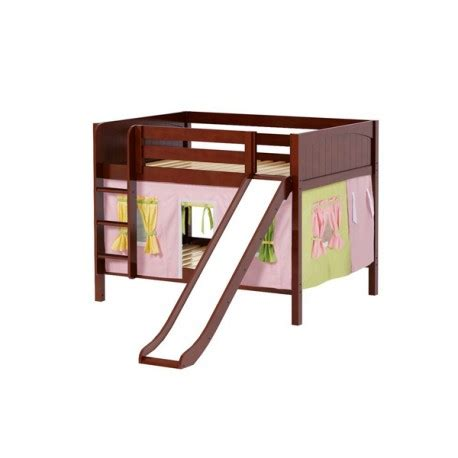 double over double bunk beds rock25 maxtrix double bunk bed ladder slide tent