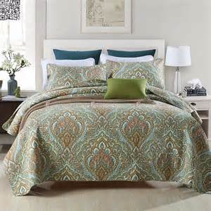 Patchwork Bedspreads King Size - new cotton checked patchwork king size quilted