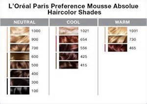 l oreal superior preference mousse
