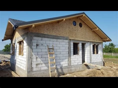 bca zidarie preturi constructii case de zidarie cu bca la rosu constructia